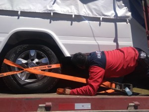 Revisión Aduana en Tambo Quemado